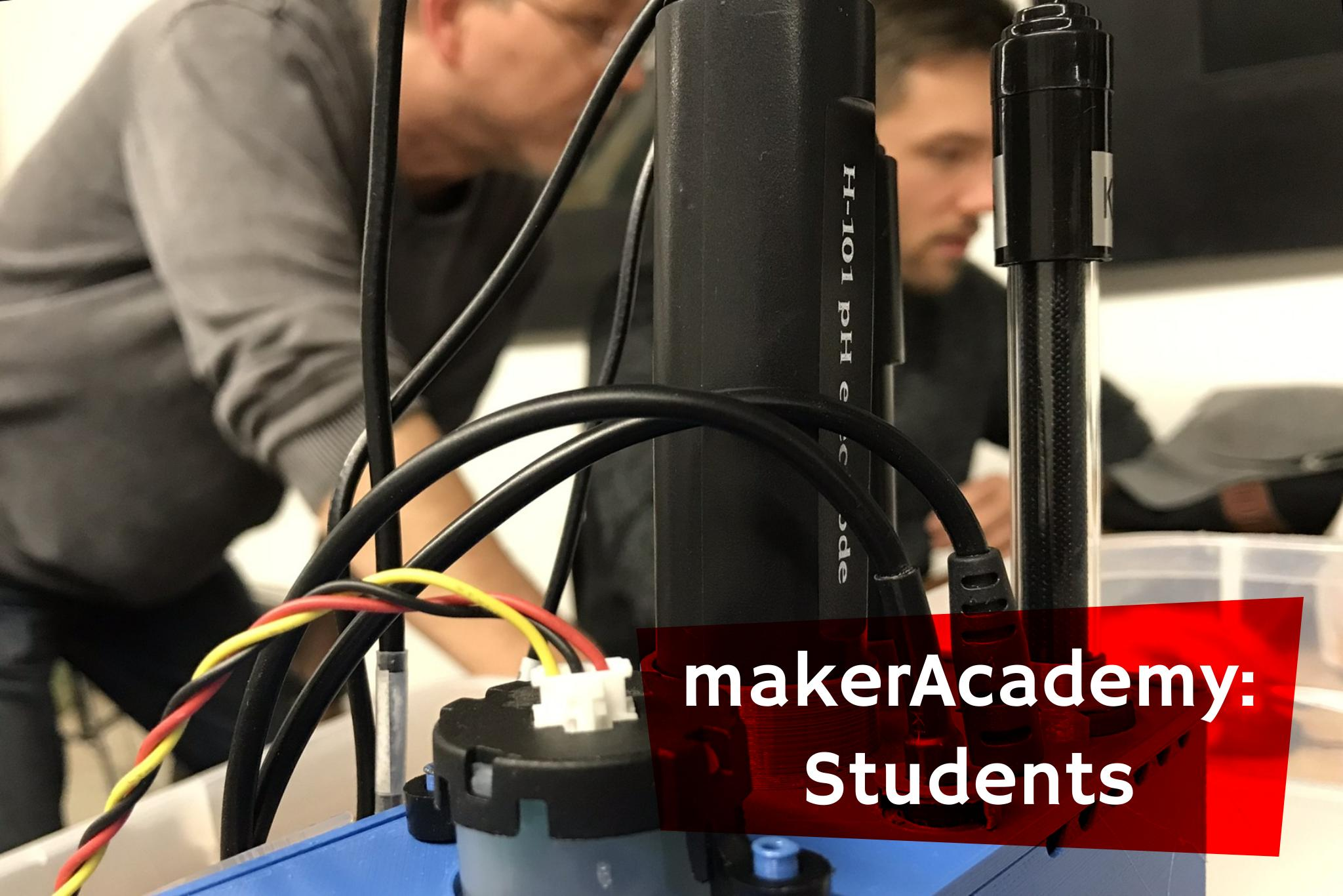 makerAcademy: Students